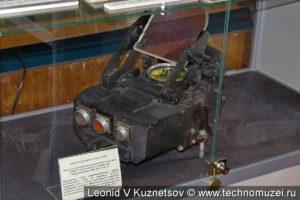 Оптическая визирная головка С-17ВГ-1 в музее войск ПВО в Балашихе