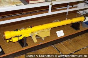 ПЗРК Стрела-2 в музее войск ПВО в Балашихе