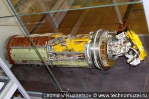 Радиолокационная головка самонаведения 9Б-1101К в музее войск ПВО в Балашихе