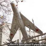 Истребитель МиГ-19 в музее войск ПВО в Балашихе
