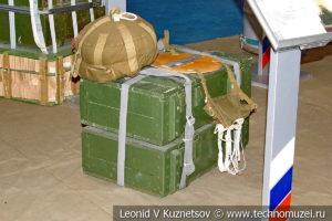 Универсальные парашютно-десантные ремни ПДУР-47 серии 4 в музейном комплексе парка Патриот