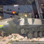 Боевая машина десанта БМД-2 в музейном комплексе парка Патриот
