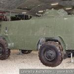 """Бронированный ГАЗ-39371 """"Водник"""" в музейном комплексе парка Патриот"""