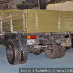 ЗиЛ-130-76 в музейном комплексе парка Патриот