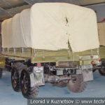 ЗиЛ-157КД в музейном комплексе парка Патриот