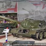 100-мм самоходная артиллерийская установка СУ-100, 1944 год