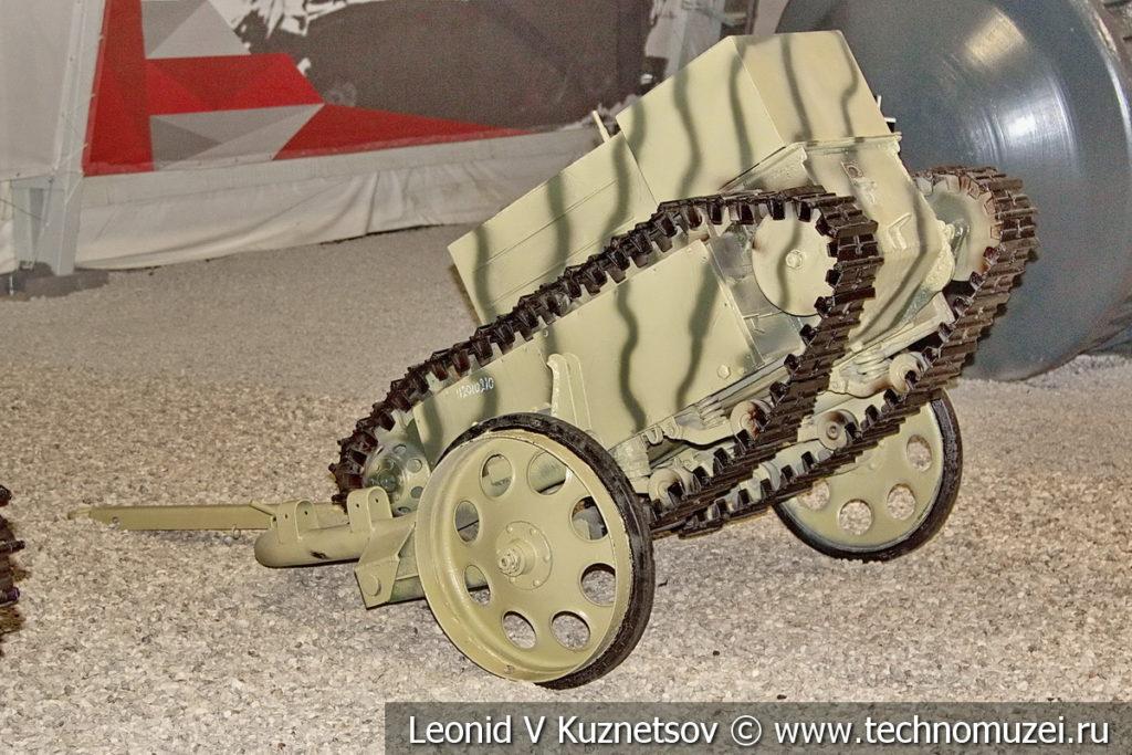 Немецкий легкий носитель заряда Goliath (E-Motor) в музейном комплексе парка Патриот