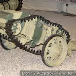 Немецкий легкий носитель заряда Goliath (V-Motor) в музейном комплексе парка Патриот