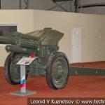 122-мм гаубица М-30 образца 1938 года в музейном комплексе парка Патриот