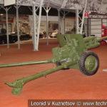76-мм дивизионная пушка ЗиС-3 (52-П-354У) образца 1942 года в музейном комплексе парка Патриот