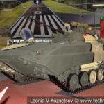 БМП-2 в музейном комплексе парка Патриот