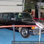 ЗиЛ-41047 в музейном комплексе парка Патриот