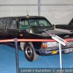 """ГАЗ-14 """"Чайка"""" в музейном комплексе парка Патриот"""
