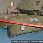 ЛуАЗ-967 в музейном комплексе парка Патриот