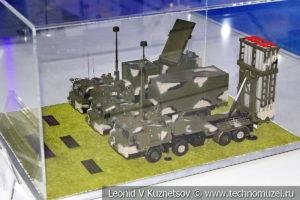 """Зенитный ракетный комплекс С-350 """"Витязь"""" в музейном комплексе парка Патриот"""