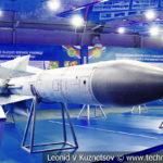 Зенитная ракета комплекса С-200 (модели 5В21 и 5В28) в музейном комплексе парка Патриот