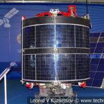 Спутник связи 11Ф626 Стрела-2М в музейном комплексе парка Патриот