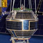 Спутник связи 11Ф625 Стрела-1М в музейном комплексе парка Патриот