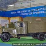 Радиолокационная станция РУС-1 Ревень в музейном комплексе парка Патриот