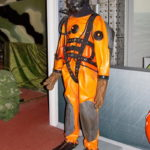 Спасательное снаряжение подводников в музейном комплексе парка Патриот