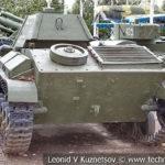 Легкий танк Т-70Б 1942 года в музее Победы на Поклонной горе