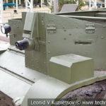Самоходная огнеметная установка Wasp Mk II 1944 года в музее Победы на Поклонной горе