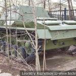 76-мм средняя САУ СУ-76и 1943 года в музее Победы на Поклонной горе
