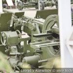 57-мм чехословацкая зенитная пушка vz 7s (R10) 1952 года в музее Победы на Поклонной горе