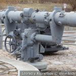 Корабельный стереодальномер ДМ-3 в музее Победы на Поклонной горе