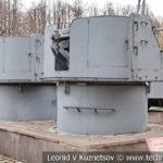 25-мм двухавтоматные турельные установки 2М-3-М образца 1940 года в музее Победы на Поклонной горе