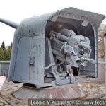 130-мм корабельные пушки Б-13 образца 1935 года в музее Победы на Поклонной горе