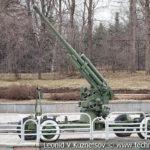 85-мм зенитная пушка КС-12 образца 1944 года в музее Победы на Поклонной горе
