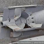 533-мм парогазовые торпеды 53-59 образца 1939 года в музее Победы на Поклонной горе