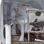 152-мм корабельная артиллерийская установка МУ-2 образца 1939 года в музее Победы на Поклонной горе