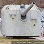 130-мм корабельная пушка Б-13 образца 1935 года в музее Победы на Поклонной горе
