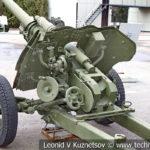 85-мм опытная противотанковая пушка БЛ-25 1944 года в музее Победы на Поклонной горе