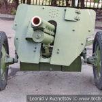 76-мм опытная полковая пушка С-5-1 1943 года в музее Победы на Поклонной горе