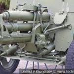 57-мм противотанковая пушка ЗиС-2НЯ образца 1957 года в музее Победы на Поклонной горе