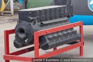 Немецкий авиационный двигатель Junkers Jumo-211 в музее Победы на Поклонной горе
