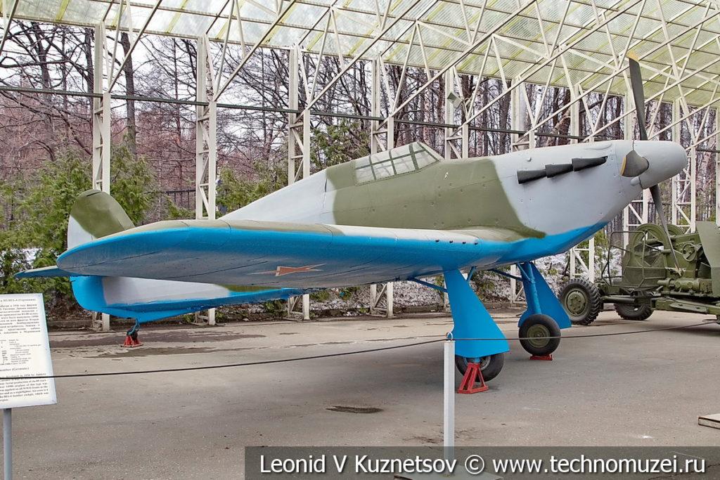 Истребитель Howker Hurricane Mk.IIB в музее Победы на Поклонной горе