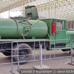 Топливозаправщик БЗ-43 на шасси ЗиС-5В в музее Победы на Поклонной горе