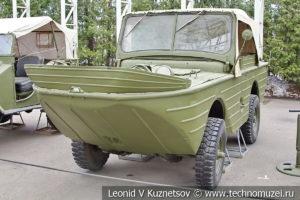Ford GPA 1942 года в музее Победы на Поклонной горе