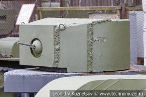 Пулеметная башня танка Т-28 1933 года в музее Победы на Поклонной горе