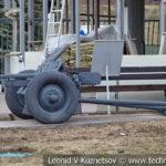 Немецкая 37-мм противотанковая пушка PaK 35/36 в музее Победы на Поклонной горе