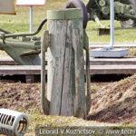 Ручной молот (баба) одинарный в музее Победы на Поклонной горе