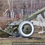 160-мм дивизионный миномёт образца 1943 года МТ-13 в музее Победы на Поклонной горе