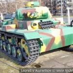 Немецкий танк T-III Pz Kpfw III Ausf J1 в музее Победы на Поклонной горе