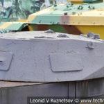 Башня немецкого танка T-Ia Pz Kpfw I Ausf B в музее Победы на Поклонной горе