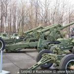 152-мм пушка Бр-2 (Бр-19) образца 1935 года с передком в музее Победы на Поклонной горе