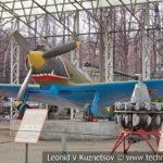 Истребитель Ла-5 1942 года в музее Победы на Поклонной горе